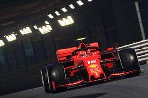 Captura de pantalla del F1 2019