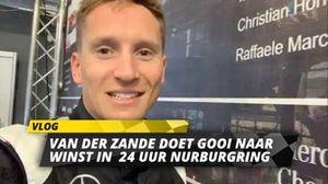 Renger van der Zande, GetSpeed Performance Mercedes