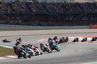 John McPhee, SIC Racing Team, Kazuki Masaki, RBA Racing Team crashes