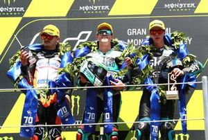 Aron Canet, Max Racing Team, Marcos Ramirez, Leopard Racing, Celestino Vietti, Sky Racing Team VR46