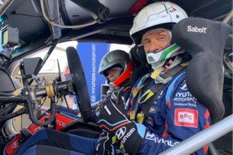 Test Tarquini, WRC