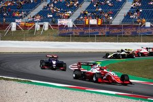 Jehan Daruvala, PREMA Racing and Niko Kari, Trident