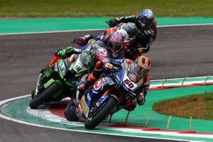 Michael van der Mark, Pata Yamaha, Leon Haslam, Kawasaki Racing Team