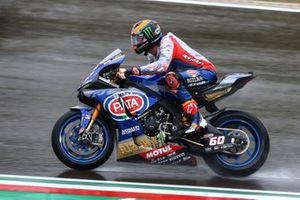 Michael van der Mark, Pata Yamaha bekijkt de omstandigheden
