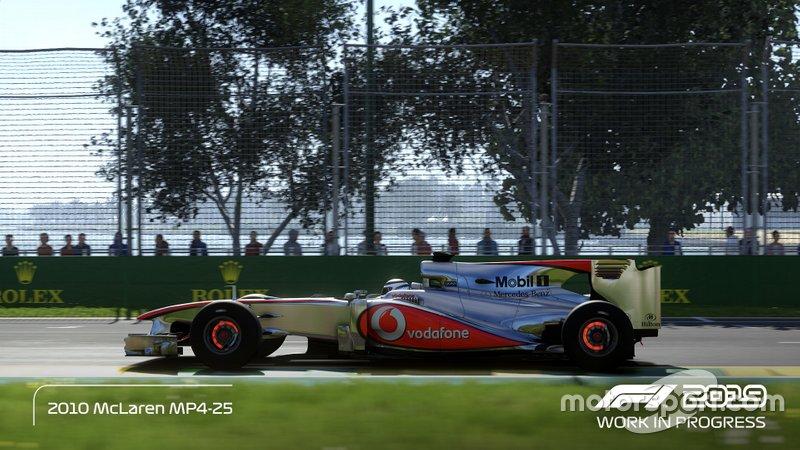 McLaren de 2010
