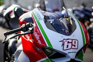 Nicky Hayden Ducati Panigale V4 Tribute