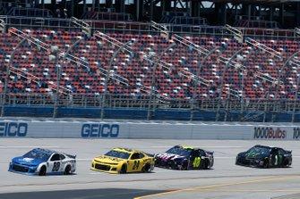 William Byron, Hendrick Motorsports, Chevrolet Camaro Hertz Jimmie Johnson, Hendrick Motorsports, Chevrolet Camaro Ally