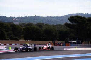 Pedro Piquet, Trident and Robert Shwartzman, PREMA Racing