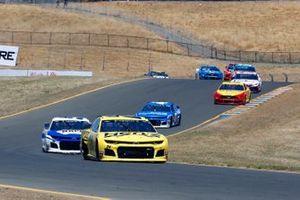 William Byron, Hendrick Motorsports, Chevrolet Camaro Hertz and Chase Elliott, Hendrick Motorsports, Chevrolet Camaro NAPA AUTO PARTS