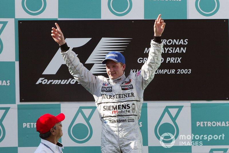 #92 Kimi Raikkonen, McLaren
