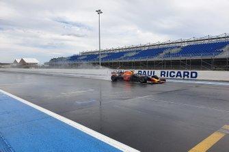 Pierre Gasly, Red Bull, Test Pirelli al Paul Ricard, Day 1