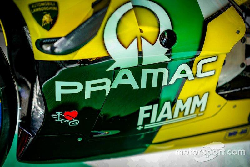 Jack Miller, Pramac Racing Lamborghini