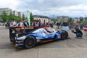 #39 Graff Racing Oreca 07-Gibson: Vincent Capillaire, Tristan Gommendy, Jonathan Hirschi