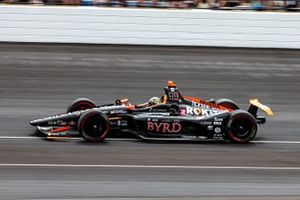 James Davison, Dale Coyne Racing with Byrd and Belardi Honda