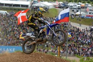 Maxime Renaux, Team SM action yamaha
