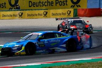 Robin Frijns, Audi Sport Team Abt Sportsline, Audi RS5 DTM viene spinto da Loic Duval, Audi Sport Team Phoenix, Audi RS 5 DTM