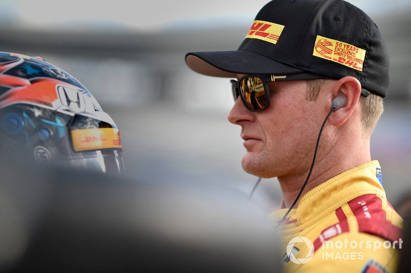 7 - Ryan Hunter-Reay - 380