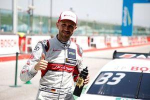Pole pozisyonunun sahibi René Rast, Audi Sport Team Rosberg