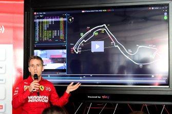 Иньяки Руэда, главный стратег Ferrari