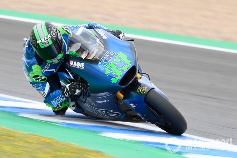 #33 Enea Bastianini, Italtrans Racing Team