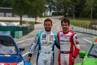 Jean-Baptiste Dubourg and Nicolas Prost