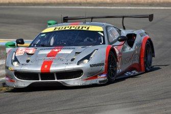 №54 Spirit of Race Ferrari 488 GTE: Томас Флор, Франческо Кастеллаччи, Джанкарло Физикелла