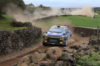 Mattias Adielsson, Andreas Johansson, Citroen C3 R5, Rallye Azores, FIA ERC