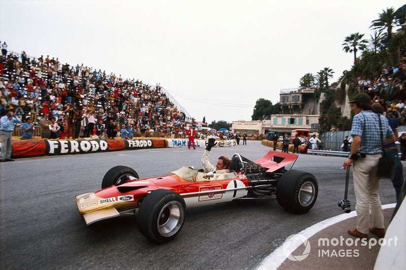 1969 Graham Hill, Lotus