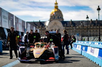 Jean-Eric Vergne, DS TECHEETAH, DS E-Tense FE19, heads to parc ferme
