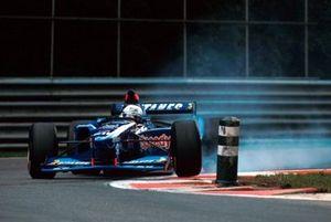 Martin Brundle, LigierJS41