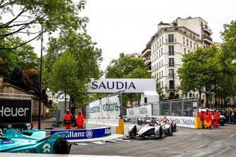 Edoardo Mortara Venturi Formula E, Venturi VFE05, Jean-Eric Vergne, DS TECHEETAH, DS E-Tense FE19