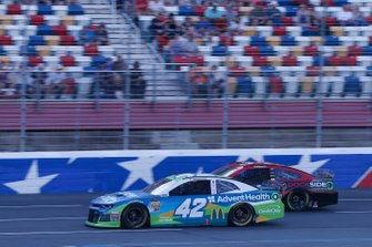 Kyle Larson, Chip Ganassi Racing, Chevrolet Camaro Advent Health