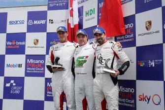 Podio Gara 2 Michelin Cup