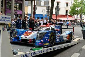 #23 Panis-Barthez Competition Ligier JSP217 Gibson