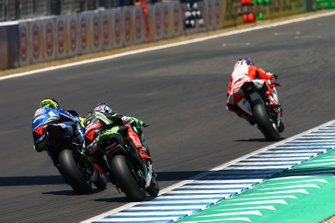 Sandro Cortese, GRT Yamaha WorldSBK, Leon Haslam, Kawasaki Racing