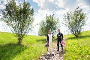 Nyck De Vries, ART Grand Prix e Anthoine Hubert, Arden