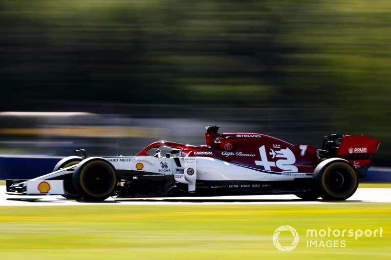 9 - Kimi Raikkonen, Alfa Romeo Racing C38