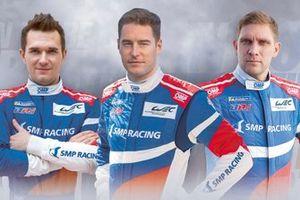 #11 SMP Racing: Mikhail Aleshin, Stoffel Vandoorne, Vitaly Petrov