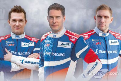 SMP Racing announcement