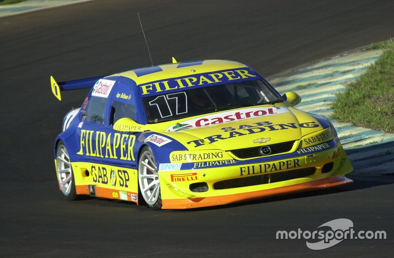 2002 - Ingo Hoffmann (12) - Chevrolet Vectra