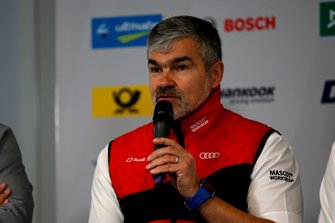 Dieter Gass, baas van DTM Audi Sport