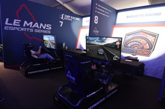 Qualifying for the Le Mans Esports Series Final