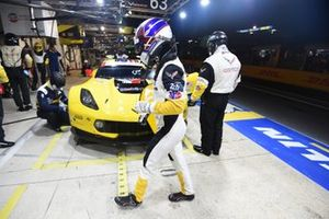 #63 Corvette Racing Chevrolet Corvette C7.R: Jan Magnussen