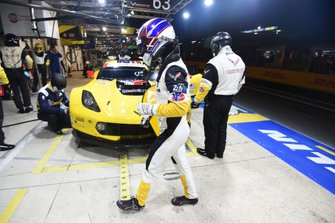 #63 Corvette Racing Chevrolet Corvette C7.R: Jan Magnussen