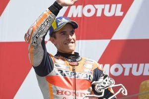 Le second Marc Marquez, Repsol Honda Team