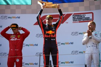 Winnaar Max Verstappen, Red Bull Racing