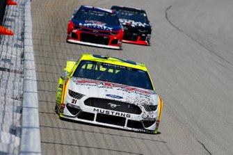 Paul Menard, Wood Brothers Racing, Ford Mustang Menards / FVP