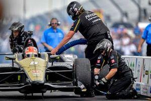 James Hinchcliffe, Arrow Schmidt Peterson Motorsports Honda, Pit Stop Competition