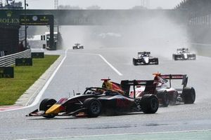 Ayumu Iwasa, Hitech Grand Prix et Olli Caldwell, Prema Racing