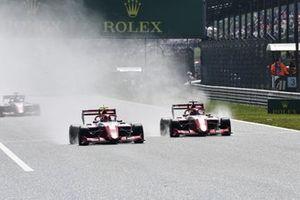 Arthur Leclerc, Prema Racing amd Dennis Hauger, Prema Racing